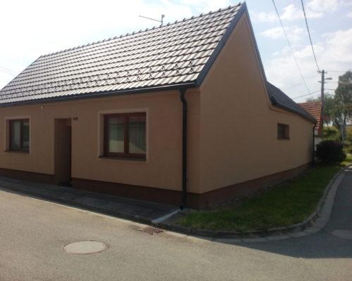 RD Kunovice - rekonstrukce